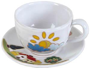 スープカップ&ソーサー