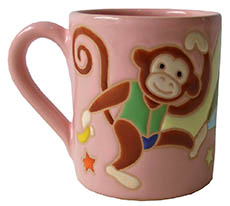 アニマル・マグカップ