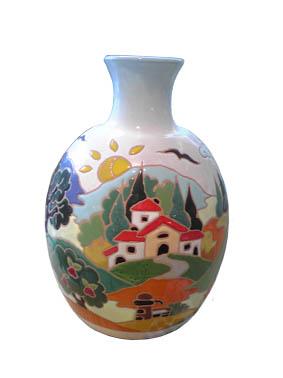 花瓶15cmφ