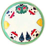 ラウンドディッシュ(平皿)Φ15