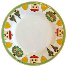 ラウンドディッシュ(平皿)Φ25