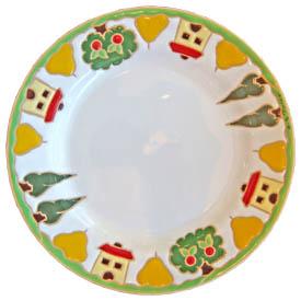 ラウンドディッシュ(平皿)Φ28