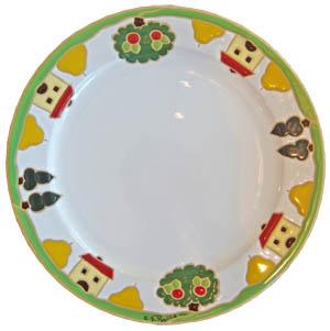 ラウンドディッシュ(平皿)Φ31
