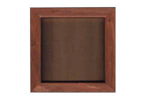 ウッドフレーム:オイル仕上げウォールナット150×150用