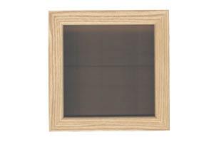 ウッドフレーム:オイル仕上げホワイトアッシュ150×150用