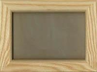 ウッドフレーム:オイル仕上げホワイトアッシュ200×150用