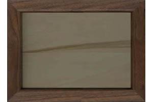 ウッドフレーム:オイル仕上げウォールナット300x200用