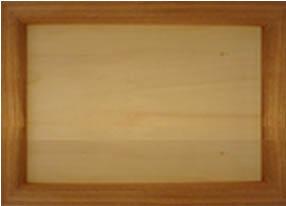 ウッドフレーム:オイル仕上げチェリー300x200用