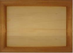 ウッドフレーム:オイル仕上げチェリー200x150用